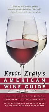 Cover of: Kevin Zraly's American Wine Guide