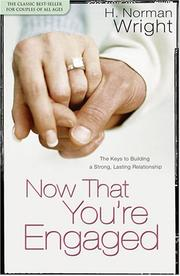 Cover of: Now that you're engaged