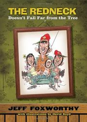 Cover of: The redneck don't fall far from the tree