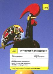 Cover of: Portuguese phrasebook