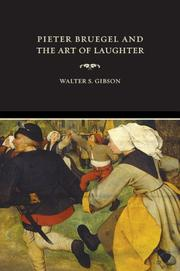 Cover of: Pieter Bruegel and the art of laughter