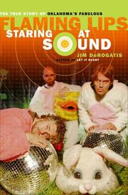 Cover of: Staring at sound