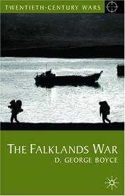 Cover of: The Falklands War