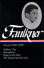 Cover of: Novels, 1926-1929