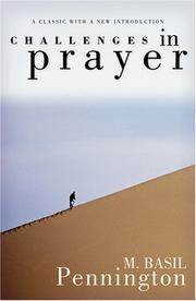 Cover of: Challenges in Prayer