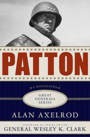 Cover of: Patton