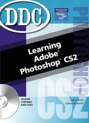Cover of: Learning Adobe Photoshop CS2