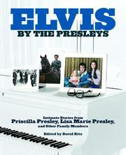 Cover of: Elvis by the Presleys