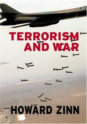 Cover of: Terrorism and war