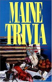 Cover of: Maine trivia