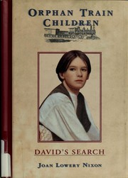 Cover of: David's search