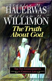 Cover of: The truth about God
