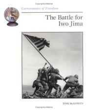Cover of: The battle for Iwo Jima
