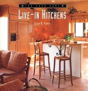 Cover of: Live-In Kitchens