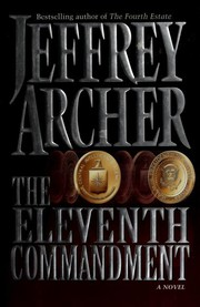 Cover of: The eleventh commandment: A Novel