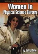 Cover of: Women in physical science careers