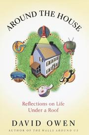 Cover of: Around the house: reflections on life under a roof