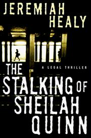 Cover of: The stalking of Sheilah Quinn