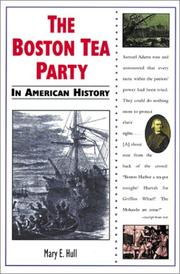 Cover of: The Boston Tea Party in American history