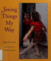 Cover of: Seeing things my way