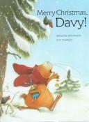 Cover of: Merry Christmas, Davy!