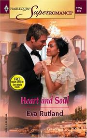 Cover of: Heart and soul