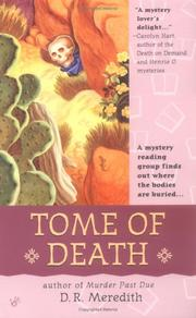 Cover of: Tome of death