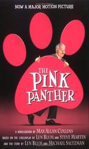 Cover of: The Pink Panther