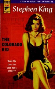 Cover of: The Colorado kid