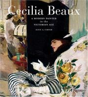 Cover of: Cecilia Beaux