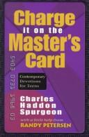Cover of: Charge it on the Master's card