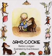 Cover of: Sam's cookie