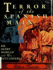 Cover of: Terror of the Spanish Main