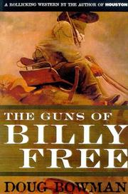 Cover of: The guns of Billy Free
