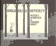 Cover of: Donald has a difficulty