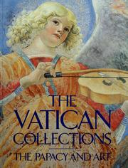 Cover of: The Vatican collections: the papacy and art