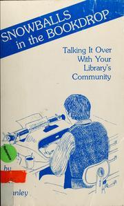 Cover of: Snowballs in the bookdrop