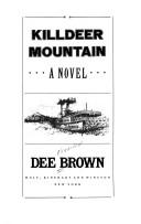 Cover of: Killdeer Mountain: a novel