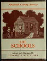 Cover of: Schools