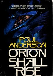 Cover of: Orion shall rise