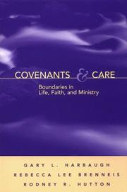 Cover of: Covenants & care