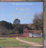 Cover of: Mission La Purísima Concepción