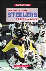 Cover of: The Pittsburgh Steelers football team