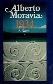 Cover of: 1934