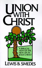 Cover of: Union with Christ