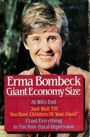 Cover of: Erma Bombeck giant economy size