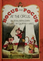 Cover of: Hocus and Pocus at the circus