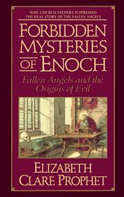 Cover of: Forbidden mysteries of Enoch
