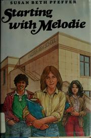Cover of: Starting with Melodie