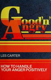 Cover of: Good 'n' angry